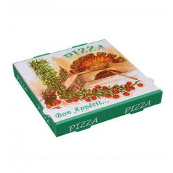 Boîte à pizza 345 x 345 ou...