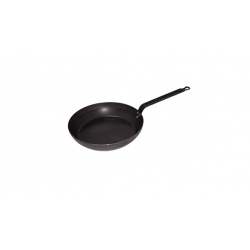 Poêle fer noir ( tout feux...