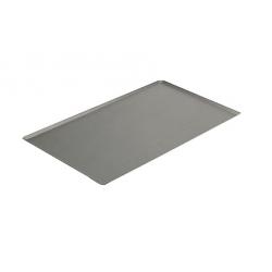 Plaque aluminium de cuisson