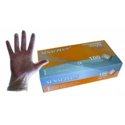 Gants Vinyle (boite de 100...