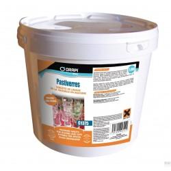 Pastilles lave-verres 2,8 Kg