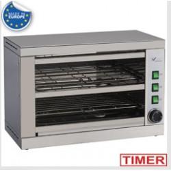 Toaster électrique double