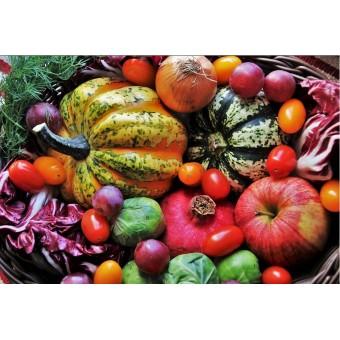 Travail des légumes
