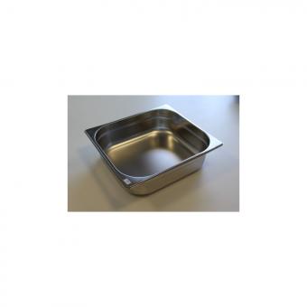 Bacs inox GN 1/2 ( 325 x 265 mm)
