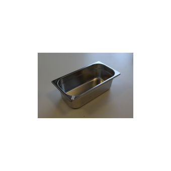 Bacs inox GN 1/3 ( 325 x 176 mm)
