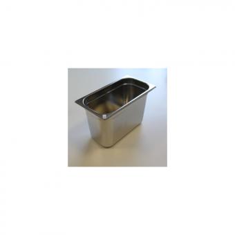 Bacs inox GN 1/4 ( 265 x 162 mm)