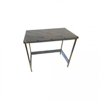 Tables Inox Barreaudées