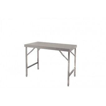 Tables Inox Pliantes