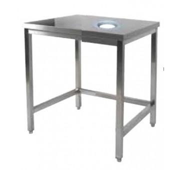 Tables TVO  (trou vide-ordure)